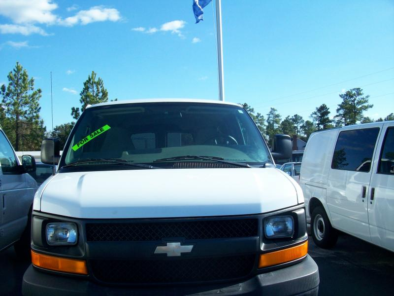2004 Chevy Express 3500 Van